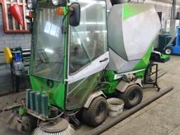 Подметально уборочная машина (всасывающая) Eghol 2100