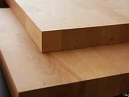 Подоконник деревянный дубовый