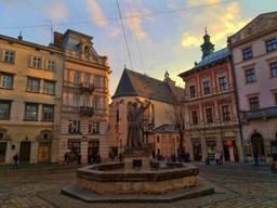 Подорож Західною Україною - до Львова