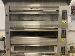 Подовая модульная печь EF3050 KUMKAYA Оборудование для пекарни