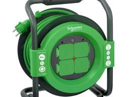Подовжувач на котушці Thorsman Professional 40м IP44 Schneider Electric