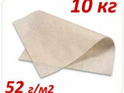 Подпергамент пищевой пачка 10 кг 52 г/м2 (420х600мм. ..