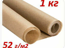 Подпергамент пищевой в рулоне 1 кг 52 г/м2