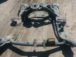 Подрамник кардан стабилизатор выхлопная Acura MDX разборка