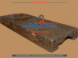 Подрезные салазки 16К20 (плита суппорта) - photo 3