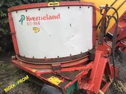 Подрібнювач соломи Kverneland KD814