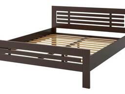 """Подростковая кровать """"Фрезия"""". Кровать из натурального дерева"""