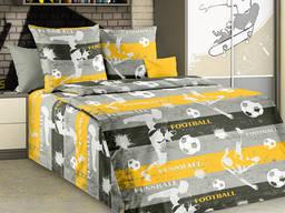 Подростковое постельное белье, Комплект Реванш футбольная тематика