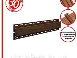 Подшива, Софит - H-планка Софит VOX Infratop Орех 3, 05м