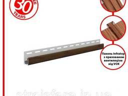 Подшива, Софит - J-планка Софит VOX Infratop Орех 3, 05м