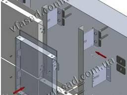 Вентилируемый фасад (подсистема) под композит