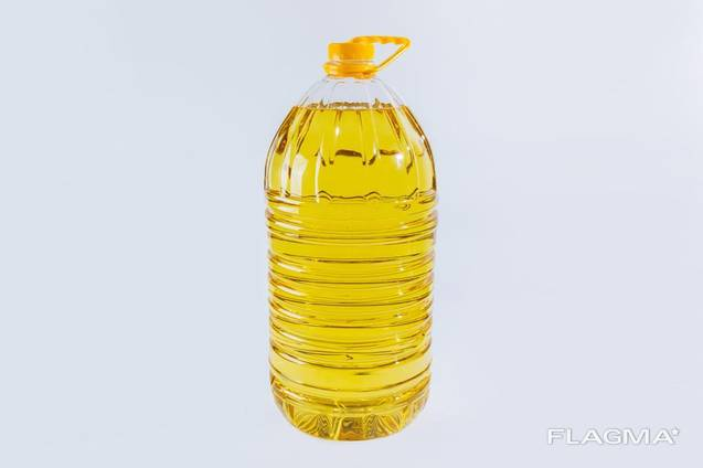 Подсолнечное масло раф. дез. марки П Sunflower oil