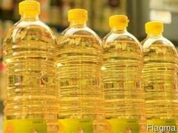 Подсолнечное масло рафинированное дезодорированное выморожен