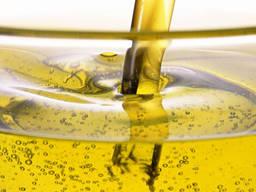 Подсолнечное нерафинированное масло Экспорт