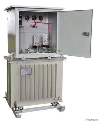 Подстанции трансформаторные комплектные для подогрева бетон
