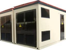 Подстанции трансформаторные типа БКТП 400…2500/6(10)/0, 4-У1