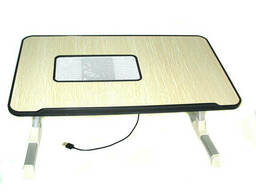 Подставка для ноутбука Laptop table A8 с кулером для. ..