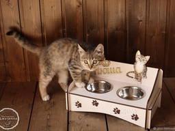 Подставка из фанеры для кошек и собак, купить, Киев