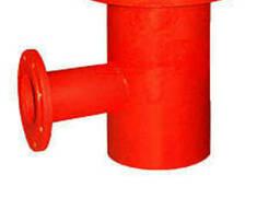 Подставка под гидрант тупиковая D - 100 мм
