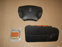 Подушка безопасности Nissan Pathfinder R50 99-04г