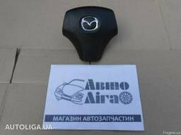 Подушка безопасности в руль 05-07 Mazda 6 Wagon (GY). ..