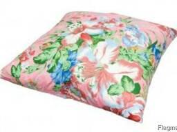 Подушка пір'яна 60х60 см