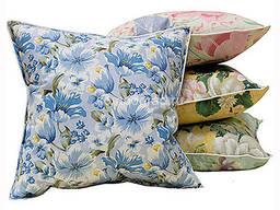 Подушка пух-перо 60\60 см ( подушки одеяла матрасы постель)