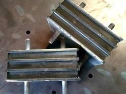 Подушка резиново-металлическая петкус К531, К541, К218