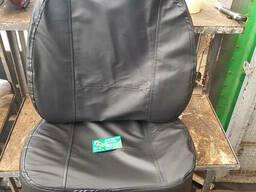 Подушка сидения Т-150 комплект 2 шт чехол 2 шт