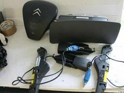 Подушки безопасности airbag ремни citroen C2 2003-2010