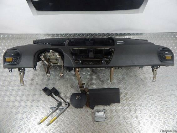 Подушки безопасности ремни панель Citroen C4 grand picasso