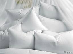 Подушки (отшив под размеры, разного веса)