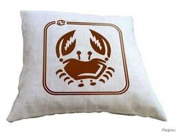 Подушки сувенирные Зодиак