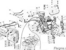 Подвеска двигателя на погрузчик ДВ-1792, ДВ-1788 Балканкар
