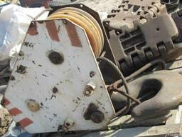 Подвеска крюковая главного подъема крана КС 5363, 36 т