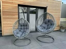 Підвісне крісло кокон від Виробника (Крісло Кокон) з ротанга