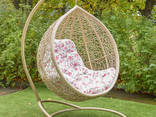 Подвесное кресло кокон Веста - фото 6