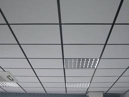 Подвесной потолок плита Байкал система армстронг