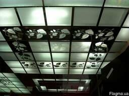 Подвесной потолок Армстронг. Бесплатная доставка по городу