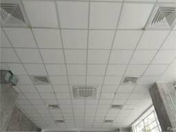 Подвесные потолки типа Армстронг