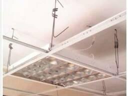 Подвесные потолочные системы для Армстронга, продажа,монтаж.