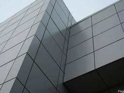 Подвесные вентилируемые фасады