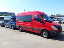 Транспортные услугиПодвоз микроавтобусом