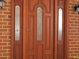 Поговорим о входной наружной двери