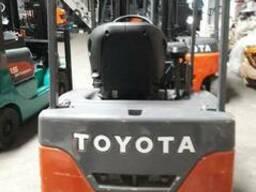 Погрузчик 1.8т. , Toyota 7FBEF18, 5м. подъем!