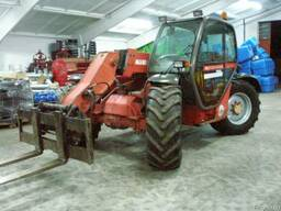 Погрузчик manitou MLT 633 Turbo бу