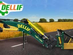 Погрузчик Dellif Light1200 стационарный с сенажными вилами
