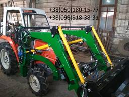 Погрузчик на трактор, мини трактор МТЗ, ЮМЗ