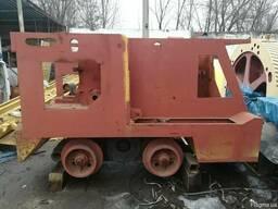 Погрузчик шахтный ПКУ
