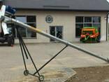 Погрузчик шнековый KUL-MET - фото 2